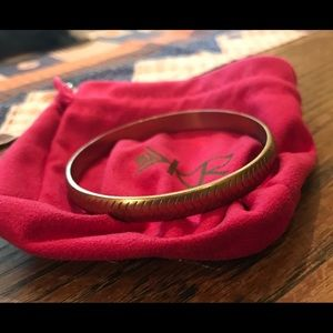 Silpada Brass Bangle krb0105 New